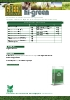 Slow-release fertilizer microgranulado Hi-Green 15-5-25 + 2MgO