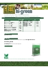 Slow-release fertilizer microgranulado Hi-Green 16-26-10 + 3 MgO