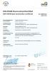 Certificados gas organismo DVGW