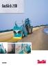 Máquina para limpieza de playas BeachTech 2800