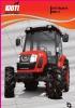 Tractor Kioti RX6010C