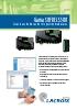 Gama Sofrel S5OO Estaciones remotas de telegestión modulares
