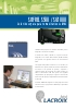 Frontal de comunicación Sofrel SG1000