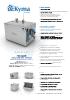 Equipo de limpieza por ultrasonidos EKOM-SP