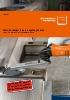 Lijadora de soldaduras en �ngulo FEIN KS 10-38 E_Metal