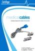 Catálogo completo de cables y sondas compatibles