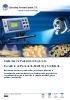 Sistemas de pulverización para la industria de la panadería, bollería y confitería