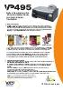 Impresora a color para etiquetas VIP495