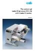 Dispensador/impresora de etiquetas Cap HS 150