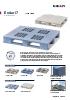 Palet de plástico Endur i7