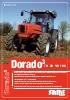 Tractor Dorado3 campo abierto