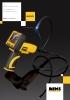 Cámara endoscopio Rems CamScope S