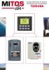 Control electrónico grupos de presión para convertidores Toshiba Mitos CBR