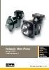 Motores hidráulicos con bomba F11/F12 (EN)