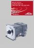 Motores hidráulicos HMF / A / V / R - 02 (EN)