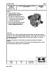Motores hidráulicos de pistones radiales seires B (EN)