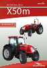 Tractor McCormick X50m