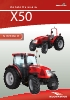 Tractor McCormick X50
