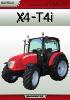 Tractor McCormick X4-T4i