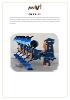 Arados de cohecho CMV5-11 de Mavi
