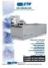 T�nel descongelaci�n y preparaci�n de pescado - FDM 1200