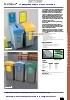 Ficha contenedores de reciclaje Nexus 60-85 litros