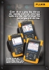 Analizadores de la energía y de la calidad eléctrica de la Fluke serie 430 II