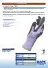 Guantes para protección de cortes Krytech Max 596