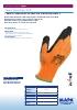 Guantes para protección térmica Temp-Dex Plus 720