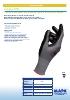 Guantes para manipulaciones finas o ligeras en entornos sucios y aceitosos Ultrane 553