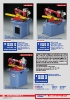 Sierras de cinta manuales 280 M 60º / 330 M 60º / 270 MN M1 - M2 - M3