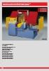 Sierras de cinta automáticas de doble columna 90º para macizos 350 - 450 - 520 HFA CNC