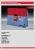 Sierras de cinta automáticas de doble columna 90º 360 SB CNC / 450 SB CNC