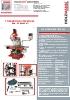 Fresadora holzmann BF 1000 D DRO