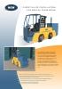 Carretilla de carga lateral con marcha transversal