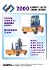 Carretillas de carga lateral VKP