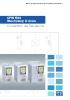 Convertidor de frecuencia CFW500