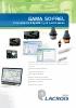 Gama de productos de telegestión y sectorización