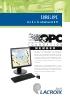 Servidor de comunicación OPC