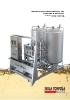 Equipo de estabililización tartarica. reducción del ph