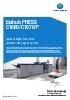Prensa impresión digital bizhub PRESS C1060/1070/P de Konica Minolta