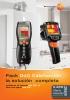 Pack dúo calefacción-testo 330-1 LL y testo 870-1
