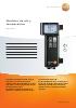 Medidor de pH y temperatura-testo 230