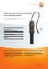 Detector electr�nico de fugas para refrigerantes-testo 316-3