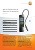 Set para detección de fugas de refrigerantes-testo 316-4