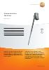 Anemómetro térmico-testo 405