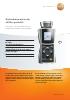 Estroboscopio de LEDs portátil-testo 477