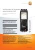 Instrumento de medición para sistemas VAC-testo 480