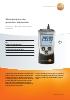 Manómetro de presión absoluta-testo 511