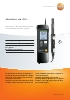 Medidor de CO2-testo 535